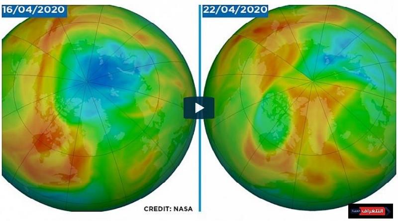 هل أغلقت كورونا ثقب الاوزون ؟