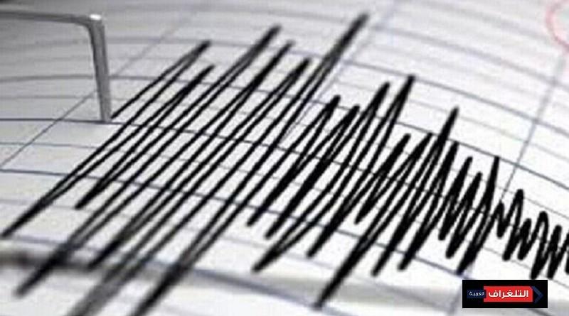 زلزال بقوة 5.9 درجة قرب ولنغتون عاصمة نيوزيلندا