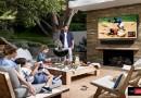 أجهزة تلفاز مميزة من سامسونج تُفرح محبي الحدائق والشرفات