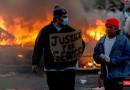تواصل الاضطرابات والاشتباكات بين الشرطة والمحتجين في مدن أمريكية رغم حظر التجول