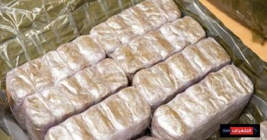 حرس الحدود يضبط أطنانا من المخدرات خلال شهر رمضان