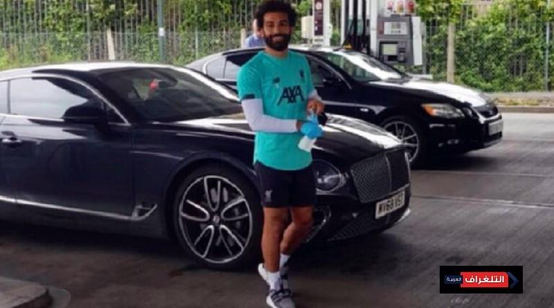 محمد صلاح يفاجئ جماهيره بتصرف رائع في محطة الوقود
