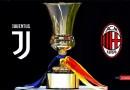 يوفنتوس وميلان كأس إيطاليا
