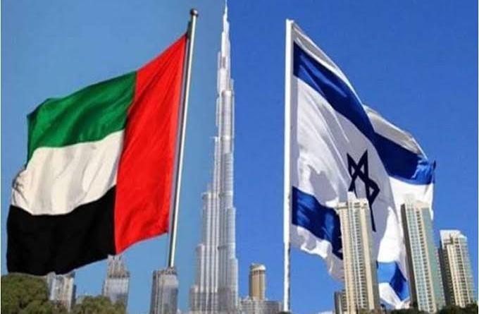رغم التطبيع بينهم اسرائيل تطالب بعدم منح الامارات صفقه طائرات حربيه من امريكا