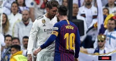برشلونة وريال مدريد الدوري الاسباني