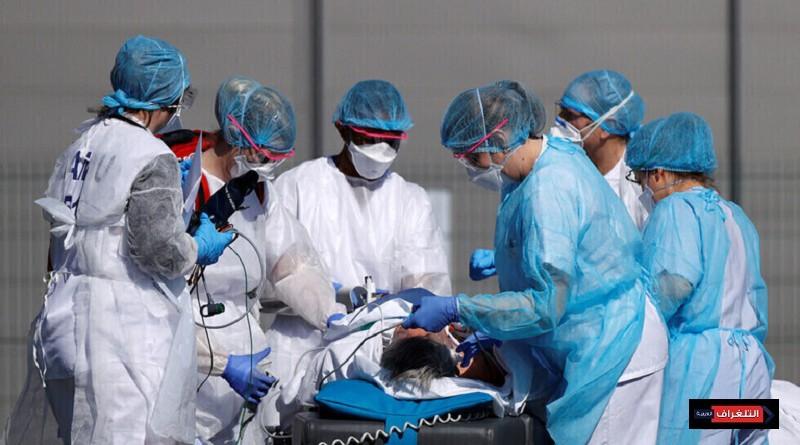 ارتفاع قياسي للإصابات اليومية بفيروس كورونا في فرنسا