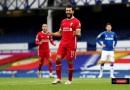 ليفربول ومتيولاند دوري أبطال أوروبا