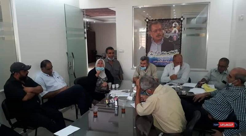 العربية الفلسطينية: نبارك خطوات المصالحة و ننتظر إصدار مرسوم رئاسي للإنتخابات