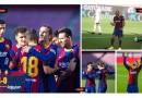 بالفيديو…برشلونة يتوهج ويحقق فوز ساحق على أوساسونا