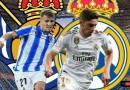ريال مدريد وريال سوسيداد الدوري الاسباني