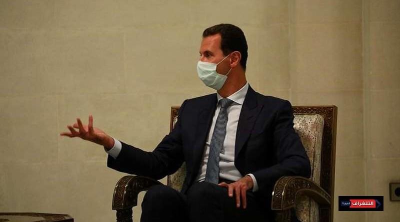 الأسد وزوجته يتعافون من فيروس كورونا