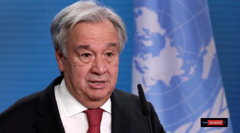 """الأمين العام للأمم المتحدة يحذر من خطورة """"قومية اللقاحات"""""""