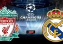 ليفربول وريال مدريد دوري أبطال أوروبا