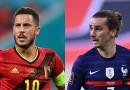 بلجيكا وفرنسا دوري الأمم الأوروبية