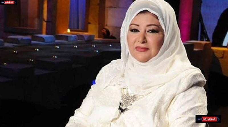 شقيقة الفنانة عفاف شعيب فى ذمة الله